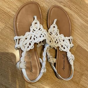 American eagle sandals (size 9 1/2)